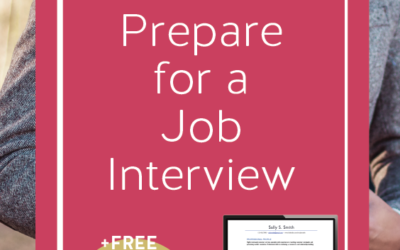 How to Prepare for a Job Interview – Job Interview Preparation Tips