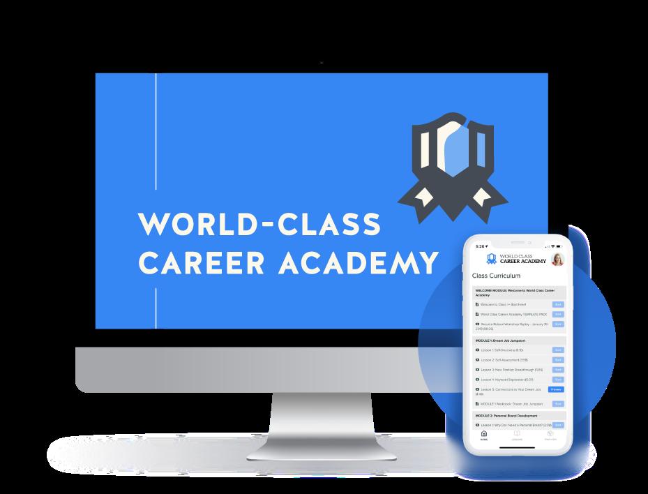 World-Class Career Academy